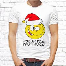 """Футболка """"Новый Год"""" 83"""